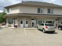 Salmon Arm, 2 offices (shared space)