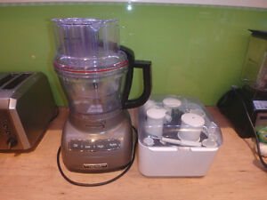 Kitchenaid Architect 11-Cup Food Processor /w ExactSlice System