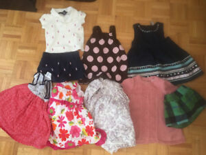 Toddler dresses, skirts, tops and more - 12-18 months