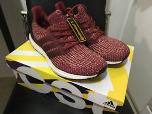 Brand new adidas ultra boost 3.0 burgundy men size US 8 selling