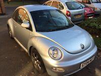Volkswagen Beetle 2.0 petrol + mot + drives excellent