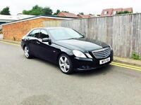 2011 Mercedes-Benz E220 2.1CDI Blue Efficiency auto CDI SE Only 114k