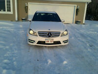 2013 Mercedes-Benz C-Class Mint condition Sedan