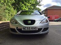 2005 Seat Leon 1.6 Petrol 5 Door Hatchback **12 Months MOT**