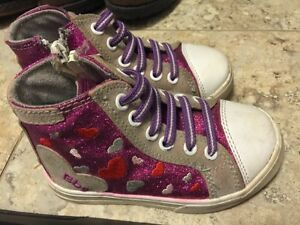 Gently used girl's bubblegummer boot shoe - size 7 Regina Regina Area image 1