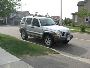 2006 Jeep Liberty 4x4 SUV,Certified & E-Tested, oil sprayed