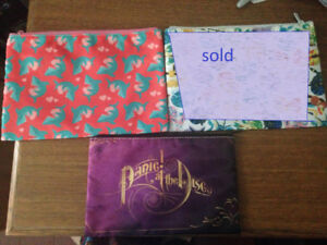 makeup bags for sale -Brand new!