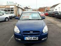 2006 Hyundai Accent 1.4 Atlantic Automatic 3-Door From £1,995 + Retail Package H