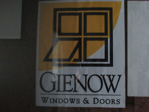 Gienow Picture Window