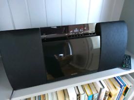 Sony DAB DAB+ FM Radio Cd player plus ipod Dock. Hi Fi Stereo System