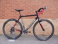 Cannondale CAADX, CX, Cyclocross, Road Bike, Shimano 105- TOP CONDITION!