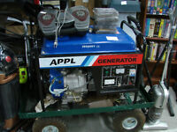 Appl 6500 watt, 11HP Generator