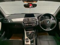 2014 BMW 1 Series 1.5 116d SE Sports Hatch (s/s) 5dr Hatchback Diesel Manual