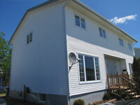 4 bedroom duplex w/ 2 baths in GANDER