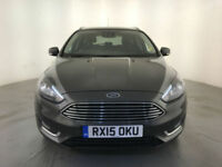 2015 FORD FOCUS TITANIUM X TDCI DIESEL ESTATE 1 OWNER FORD SERVICE HISTORY