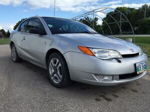 2004 Saturn Ion Quad-Coupe (Fresh Safety)