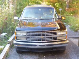 1992 Chevrolet Silverado Blazer 2 portes 4x4 5.7litres