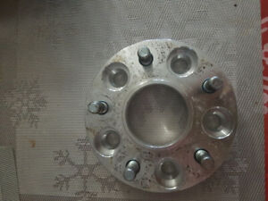 Wheel Spacers set of 4,   $ 120.00