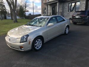 Cadillac CTS 2007 ** Seulement 70 000km**