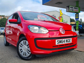 🔥IMMACULATE CONDITION🔥 VOLKSWAGEN MOVE UP 1.0 2015 (64) HPI CLEAR!