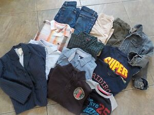 Boys winter/spring lot 7-8, 14 pieces