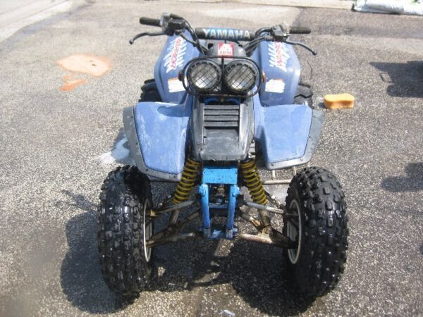 Used 1990 Yamaha Warrior