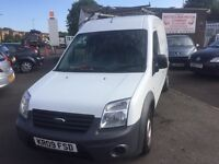 FORD CONNECT 90 T230 PANEL VAN FULL SERVICE HISTORY