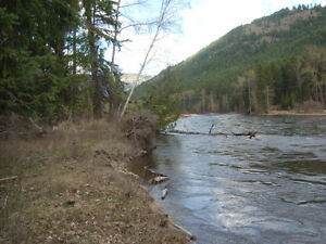 Riverfront, 92.5 acre, property