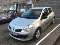 2007 56 Renault Clio 1.2 extreme, full history, just 63k