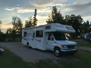 MOTORHOME 2003 Ford Majestic 30FT Class C