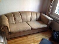 Set de deux sofa excellente condition