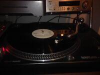Technics 1210 mk 5 (single deck)