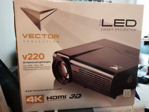 Brand New LED Projector!