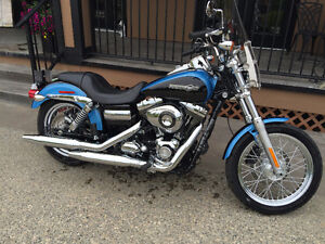 Mint condition Harley, rarely used