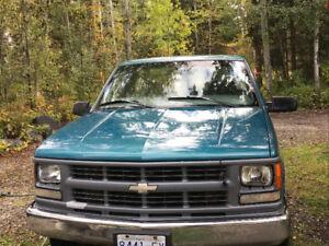 1997 Chevrolet C/K Pickup 1500 Pickup Truck
