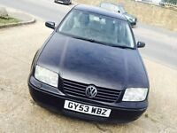 53 PLATE VW BORA AUTOMATIC FULLY LOADED 1.9 TDI 14 STAMPS F/S/H 1 OWNER VGC