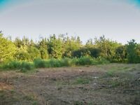SHEDIAC:  1.5 ACRES PRE APPROVED BUILDNG LOT NEAR SCOUDOUC RIVER