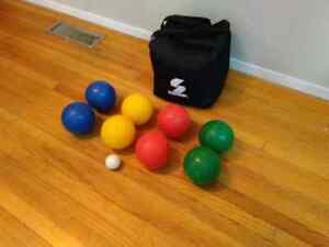 Image Result For Bocce Ball Set Canada