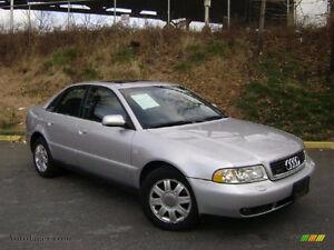 2001 Audi A4 leather Sedan