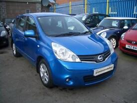 2010 Nissan Note 1.5 dCi Acenta 5dr E5