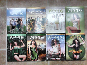 *Weeds Season 1,2,3,4,5,6,7,8 $25.00 For All