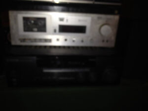 AKAI CASSETTE DECK, WORKS PERFECT, CALL #519 915 3808