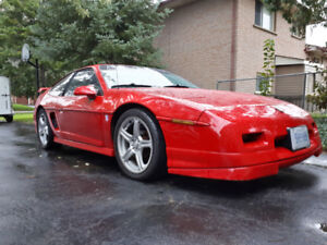 87 Fiero Gt Supercharged 3800