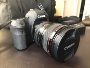 Canon Eos 6D /Canon Objectif Is Usm 24-105mm