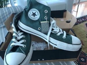 Brand new Converse-Green