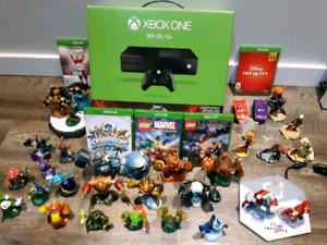 Xbox one en excellente état