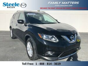 2015 NISSAN ROGUE SV FWD Alloys And Moon Roof