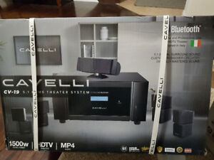 Cavelli home theater system