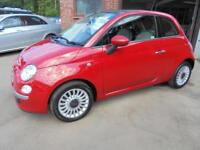 Fiat 500 1.2 LOUNGE S/S.......Ready to go!