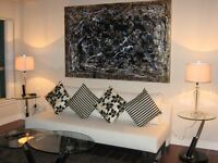 Toronto Downtown Condo-King St.& Spadina Ave. Furnished. 1 Bed